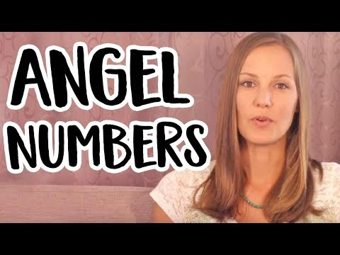 Angel Numbers- Tune Into The Deeper Meaning of Repeating Numbers like 444, 555, 123, 1111 and more