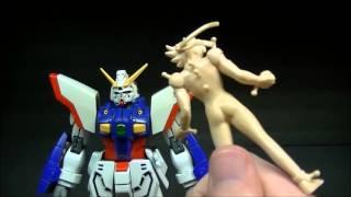 Master Grade 1/100 GF13-017NJ Shining Gundam