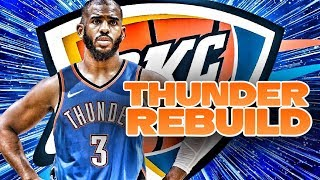YOUNG STAR SHINES! REBUILDING THE OKC THUNDER! NBA 2K20