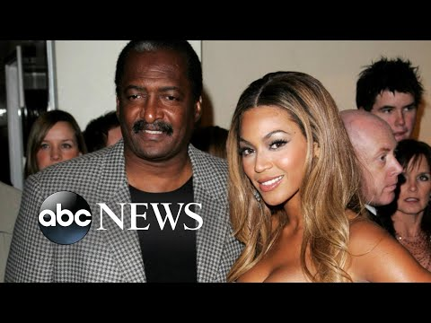 Beyonce's father, Mathew Knowles, talks about being diagnosed with breast cancer | ABC News