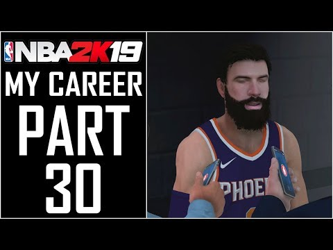 """NBA 2K19 - My Career - Let's Play - Part 30 - """"About The Fans""""   DanQ8000"""