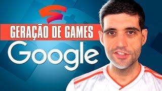 A nova geração dos games da Google, o novo Stadia, foi decepcionante? thumbnail