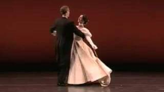 Waltz | Excerpt from How To Dance Through Time, Vol 5 Victorian Era Couple Dances