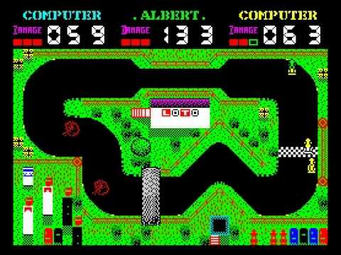 Royaume-Uni disponibilité 61466 5eacb Grand Prix Simulator 2 Walkthrough, ZX Spectrum