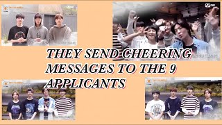 Download EX I-LANDERS SENDING CHEERING MESSAGES TO THE FINAL 9 APPLICANTS | by: Queen타키 |