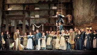 The musical secrets of Mozart's The Marriage of Figaro (The Royal Opera)