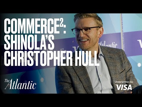 Shinola's Christopher Hull Talks About How Digital Consumer Trends Shape Product Evolution