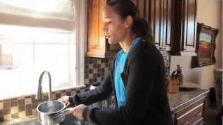 Breakfast with ASICS Athlete, Lolo Jones
