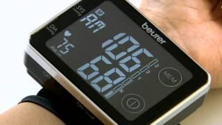 Produktvideo zu Blutdruckmessgerät mit XL-Display Beurer BC 58