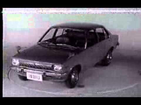 Saehan (Daewoo) Gemini 1977 commercial