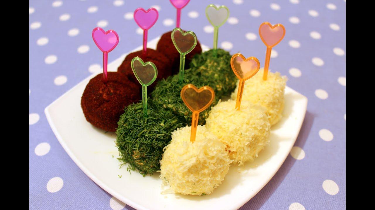Закуска сырные шарики рецепт пошагово 9