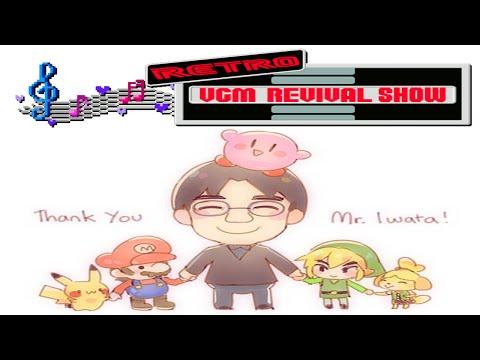 Retro VGM Revival Show - Playing Tribute to Satoru Iwata