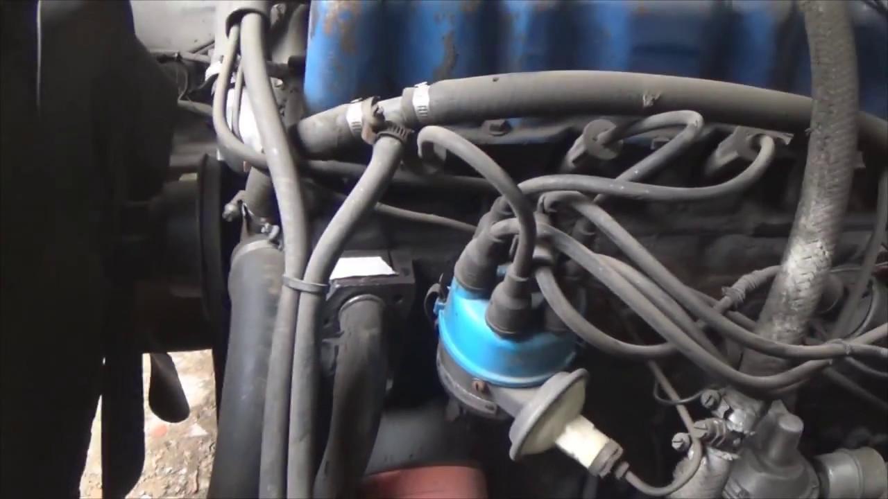 Numero Motor Ford F100 Y Falcon