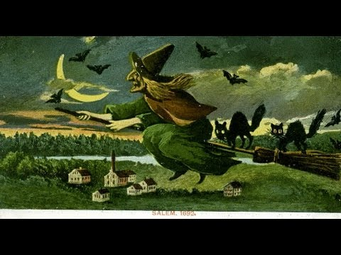 Folklore of American Witches