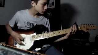 Slipknot - Eyeless Guitar Cover