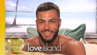Finn's Beach Hut Hook Up | Love Island Series 6