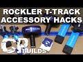 Rockler T-Track Accessory Hacks