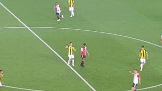 Ferdi Kadıoğlu Kadıköy'de ilk maçına böyle çıktı