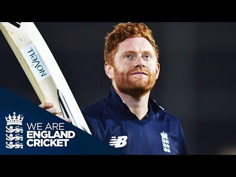 Jonny Bairstow's High-Class 141* v West Indies 5th ODI 2017 - Full Highlights