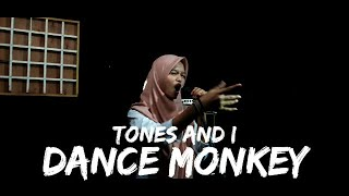 Baixar Tones and I - Dance Monkey [Rock/Metal Style] [Covered by Second Team ft. Tasya Bintang]