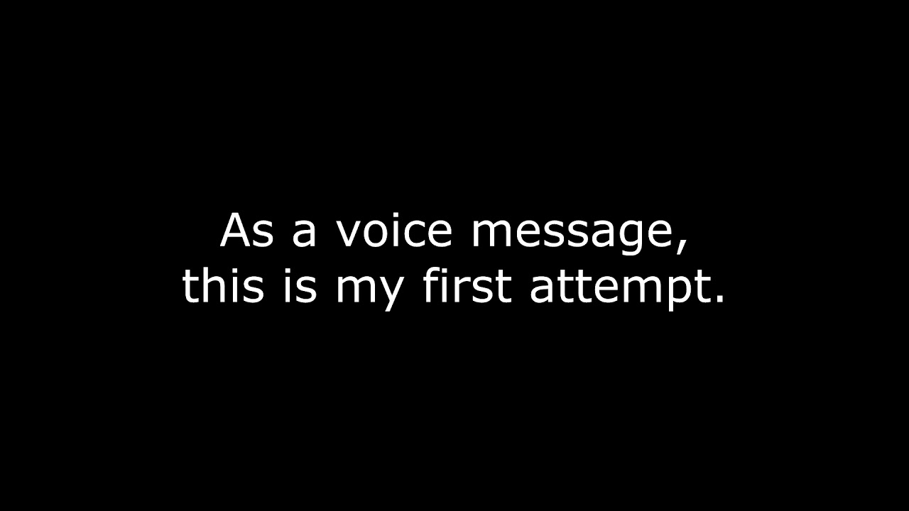 Voicemail Greeting For Telemarketers Youtube