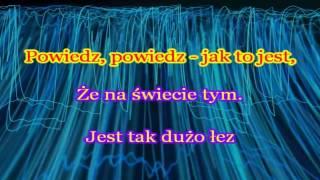 Karaoke J. Laskowski - Świat nie wierzy łzom