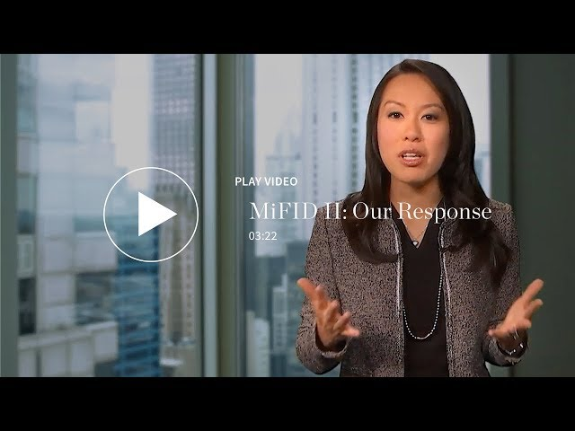 MiFID II: Our Response