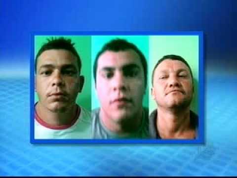 Reportagem da prisão dos inos do Soldado Abílio da PMPE