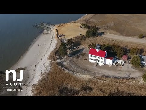 East Point Lighthouse rehabilitation project gets historic preservation award