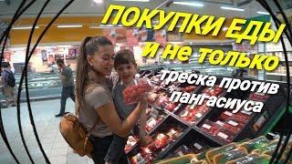Покупки ЕДЫ VLOG: GLOBUS / Покупки еды на неделю / Утилизация батареек / Дешевые спортивные лифчики