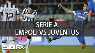 Empoli vs Juventus - Preview and Predictions   Sun 2nd Oct 2016