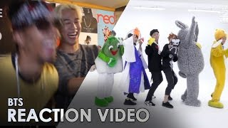 BTS - 21ST CENTURY GIRL [ DANCE PRACTICE ] REACTION VIDEO #lmfao