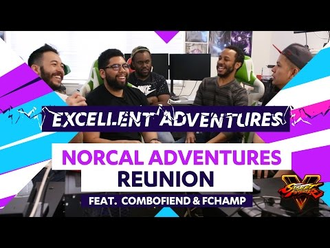 REUNION ft. Combofiend & F. Champ! Excellent Adventures of Gootecks & Mike Ross Special Preview Ep