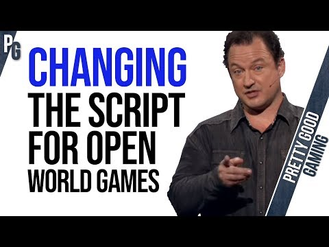 How Chris Avellone is Challenging Open World Tropes in Dying Light 2