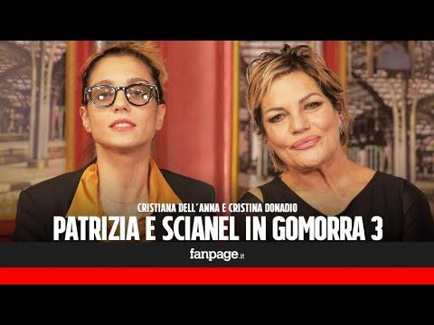 """Gomorra 3, Cristiana Dell'Anna e Cristina Donadio: """"Patrizia e Scianel pronte a tutto"""""""