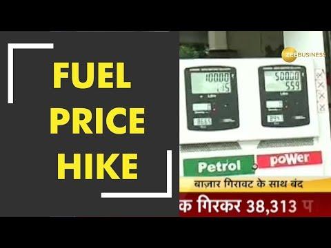 Petrol, diesel prices scale new peaks today - 동영상