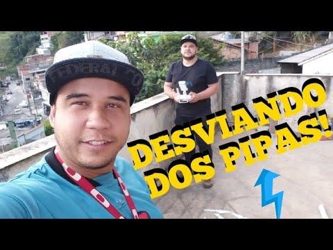 Фото PHANTOM E SPARK VOANDO PERTO DOS PIPAS! Participação (DRONEZEIRA) #spark #dji #phantom #dronedavila