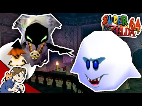 The Forest Temple   Super Zelda 64 #12   ProJared Plays