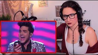 Vocal Coach Reacts -Adam Lambert's Best Live Vocals!