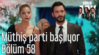 Kiralık Aşk 58. Bölüm - Müthiş Parti Başlıyor