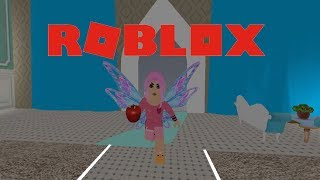 ROBLOX-Fairy School (Fantasy High School)