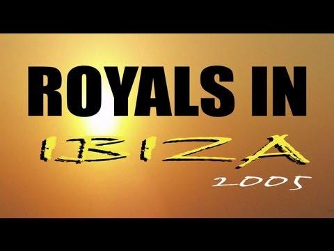 Royals in Ibiza - 2006
