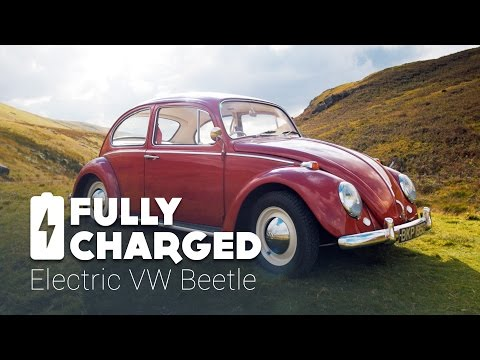 Electric VW Beetle | Fully Charged