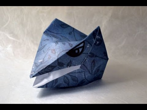 Dragon Origami Instructions | Star Wars Origami A List Of Online ... | 360x480