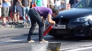BMW E61 535D vs BMW E60 2.5