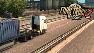 EURO TRUCK SIMULATOR 2  #1 - Motorista de Primeira Viagem!
