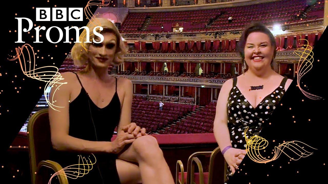 When Dinah Lux met Jamie Barton (BBC Proms 2019)