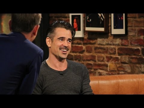 Colin Farrell on being single for six years | The Late Late Show | RTÉ One