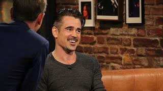Colin Farrell on being single for six years  The Late Late Show  RT One