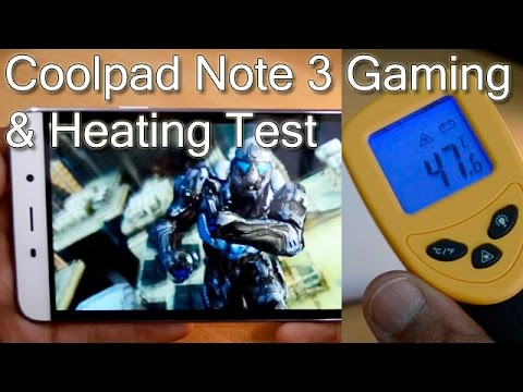 Coolpad Note 3 Gaming Review How does it perform? - YouTube